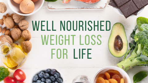 Well Nourished Weight Loss