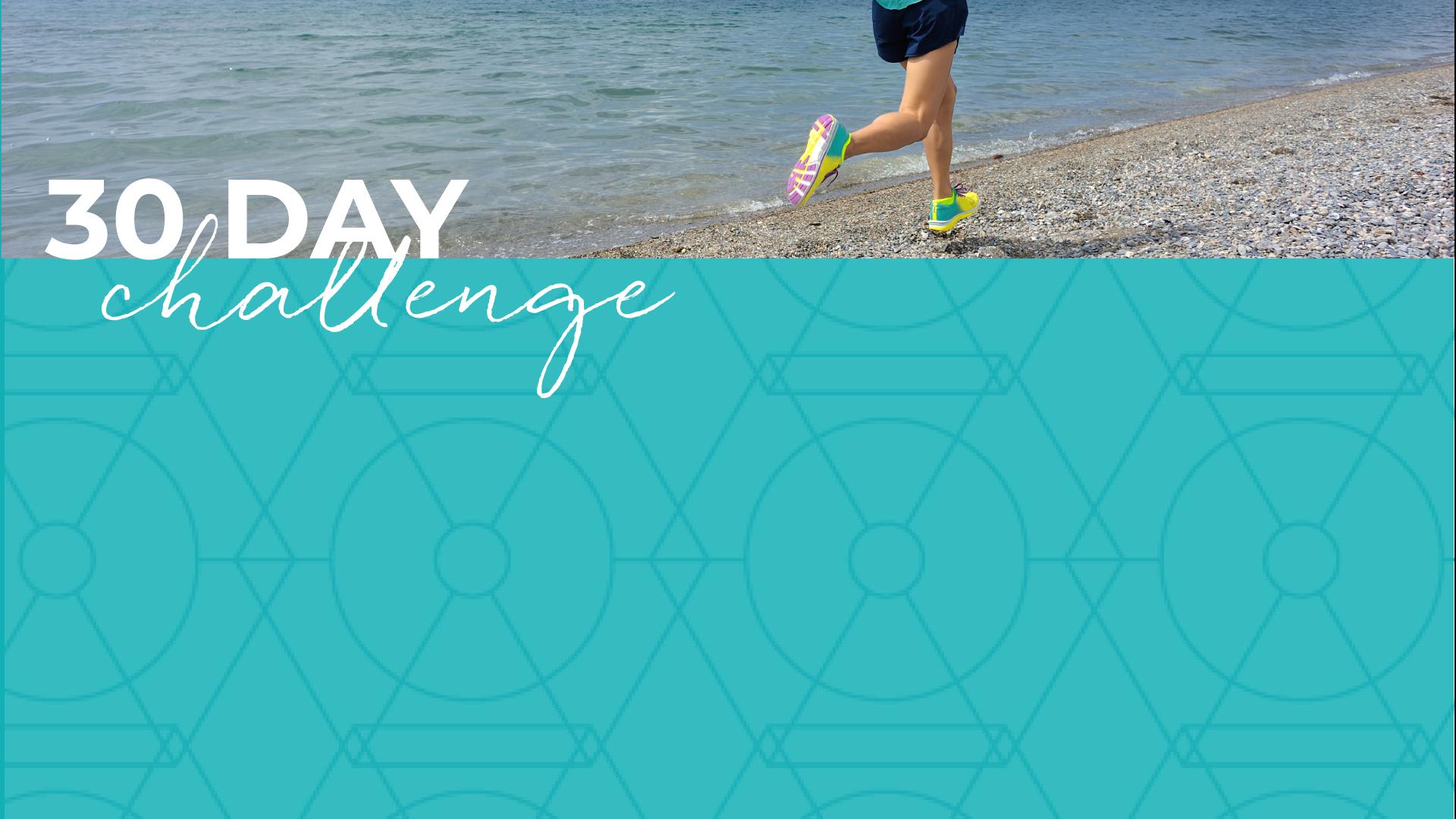 30 Day Wellness Challenge